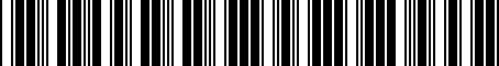 Barcode for 4D0071713A