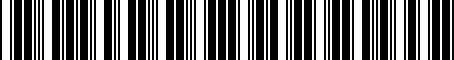 Barcode for 4L0071215A